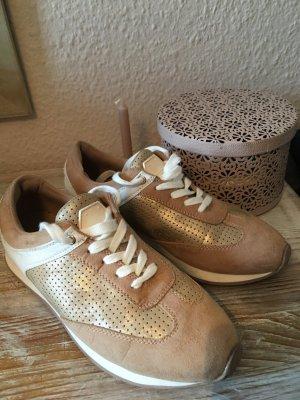 Süße Sneaker in Rose/Gold