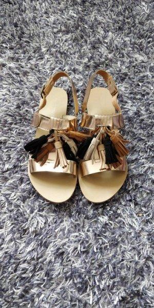 Glamorous Sandalo con cinturino multicolore