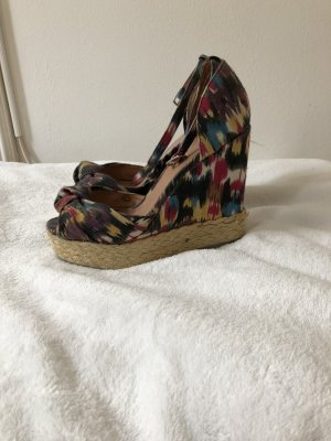 SMH Wedge Sandals multicolored