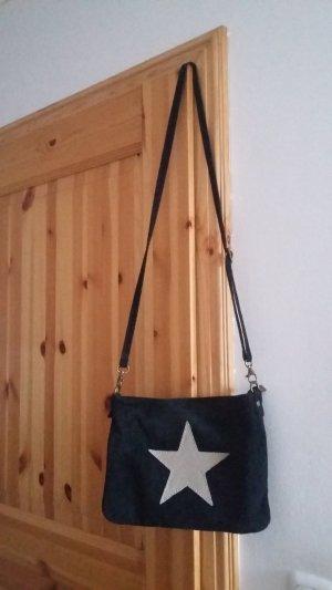 Süße Stofftasche mit Stern