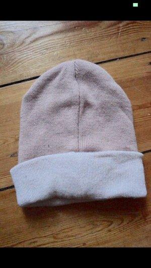 Süße Strick mütze Rosa Winter