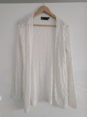 Atmosphere Knitted Cardigan white-natural white