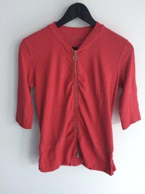 Süße Sweatjacke/Shirt von Marc Cain. Größe N3(38) Hingucker