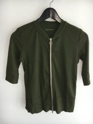 Süße Sweatjacke/Shirt von Marc Cain. Größe N4(40)Hingucker