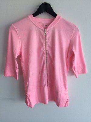 Süße Sweatjacke/Shirt von Marc Cain. Größe N4(40) rosa