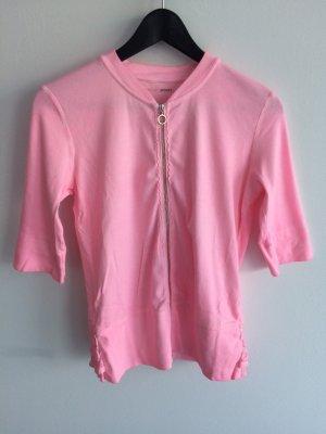 Süße Sweatjacke/Shirt von Marc Cain. Größe N5(42). Rosa guter Zustand