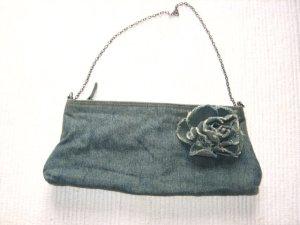 suesse tasche jeans H&m neuwertig clutch