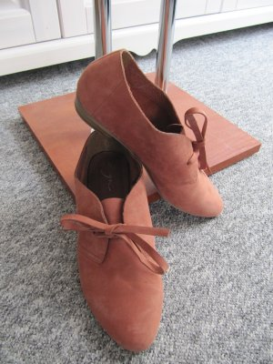 Süße Velourleder-Loafer von ZIGN/Zalando, Gr. 40, Neu & ungetragen