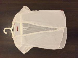 Süße weiße Bluse von EDC