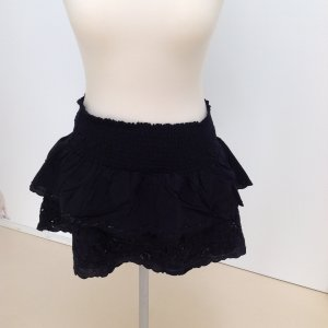 Amor & Psyche Skirt black cotton