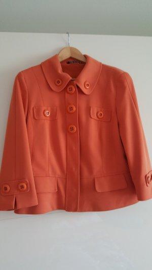 Betty Barclay Blazer corto naranja