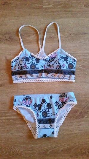 Süßer Bikini in S mit schönem Muster