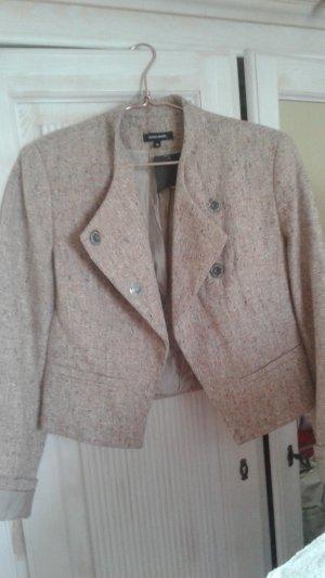 süßer Blazer Jacke aus Tweed
