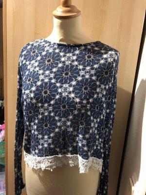 Süßer Crop Sweater