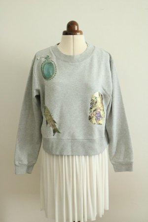 Süßer Designer-Sweater von Maison Margiela Gr. S