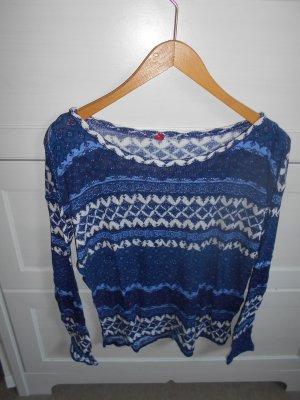 Sweater blauw
