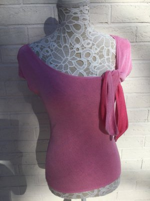 Escada Knitted Top neon pink-pink
