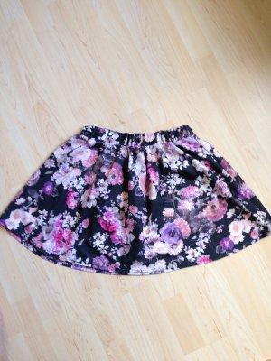 Süßer Faltenrock für Blumenkinder