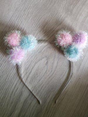 Missguided Accessorio per capelli rosa chiaro-azzurro