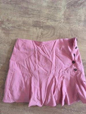 Zara Culotte Skirt pink