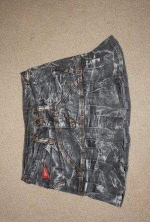 süßer Jeans Minirock wie *NEU* Gr.29 (S/M)