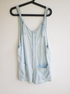 süßer Jeans Overall aus leichtem Stoff