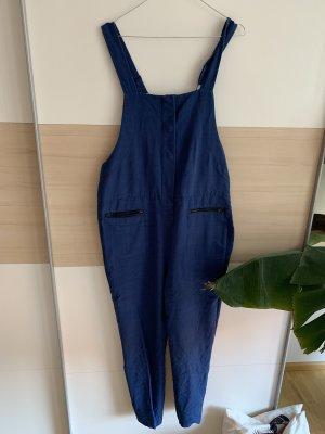 Topshop Jumpsuit steel blue
