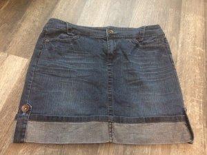 Süßer Marc Cain Mini Rock Jeans 40