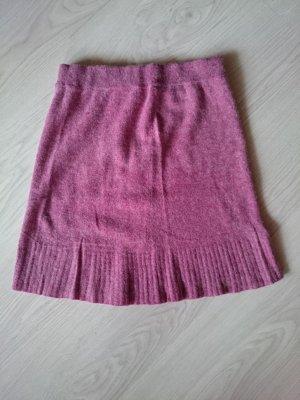 Süßer Minirock aus Wolle