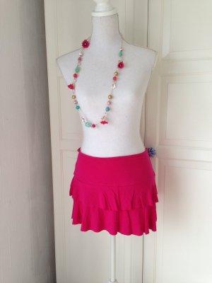 Süßer Minirock in pink