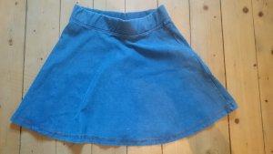 Suesser Minirock jeansblau Gr. M Clockhouse