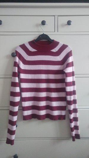 Bik Bok Jersey burdeos-rosa claro