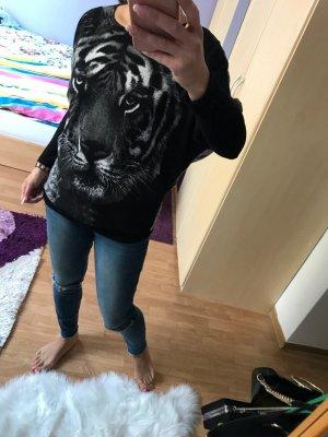Jersey holgados negro