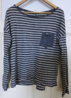 süßer Pullover mit Streifen, Gr.36