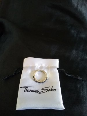 Süßer Ring mit vielen Steinen (M) - Thomas Sabo