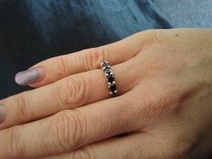 Süßer Ring mit vielen Steinen (S) - Thomas Sabo