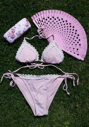 süßer rosa Bikini von H&M