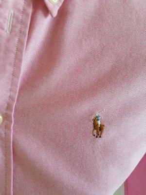 Süßer Rosa Bluse von Ralph Lauren  Golf Große (12) 40