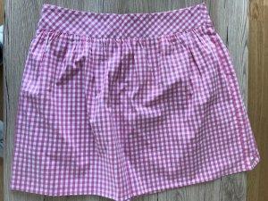 **Süßer rosa karrierter neuer Rock von Naf Naf**