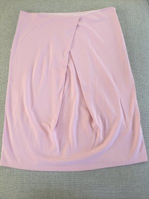 Hess Natur Gonna midi rosa pallido