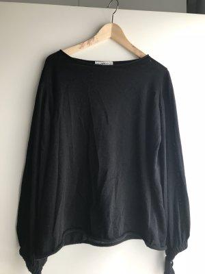 Süßer schwarzer Pulli ZARA knit
