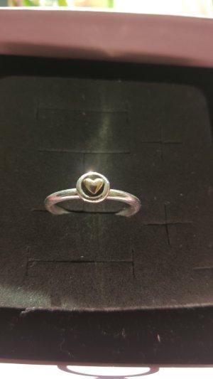 Süßer Silberring von Pandora Gr. 56