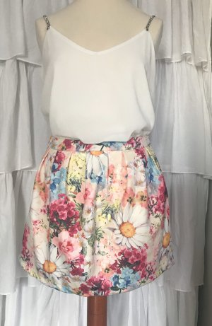 Danity Flared Skirt multicolored polyester