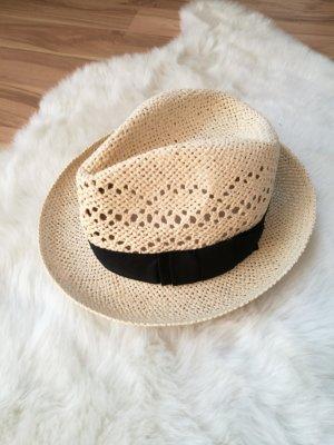 süßer Sonnenhut mit Hutband und Schleife