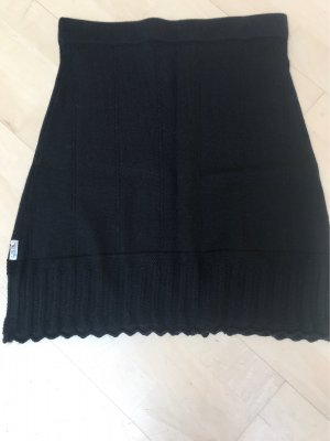 by Ti Mo Knitted Skirt black