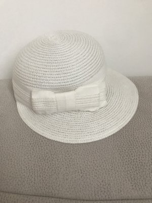 Loevenich Straw Hat white mixture fibre