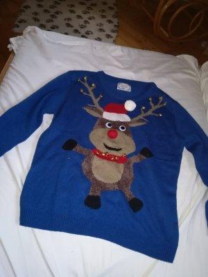 süßer Weihnachtspullover