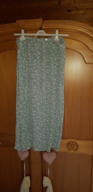 Jackpot Falda cruzada azul celeste-blanco