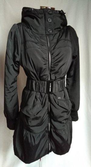 Miss Sixty Manteau d'hiver noir