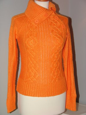 °°°Süsser Woll-Pulli von TALLY WEIJL,M,Orange°°°
